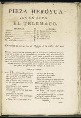 El Telemaco.