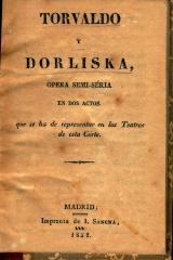 Torvaldo y Dorliska :