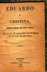 Eduardo y Cristina :