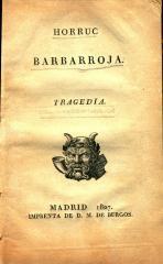 Horruc barbarroja :