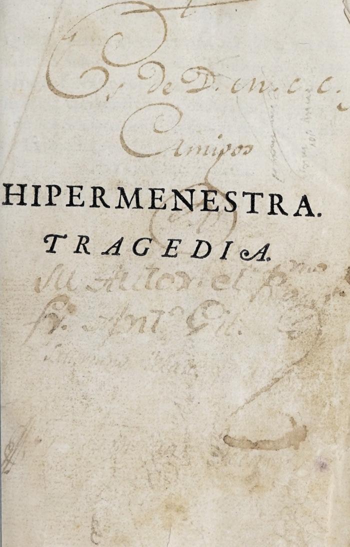 Hipermenestra :