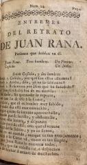 Entremes del retrato de Juan Rana.