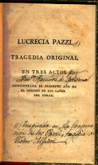 Lucrecia Pazzi :