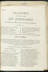Los templarios :
